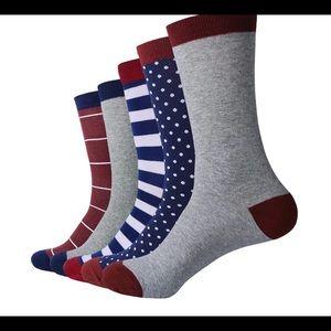 Other - Men's Luxury socks (5 pack)